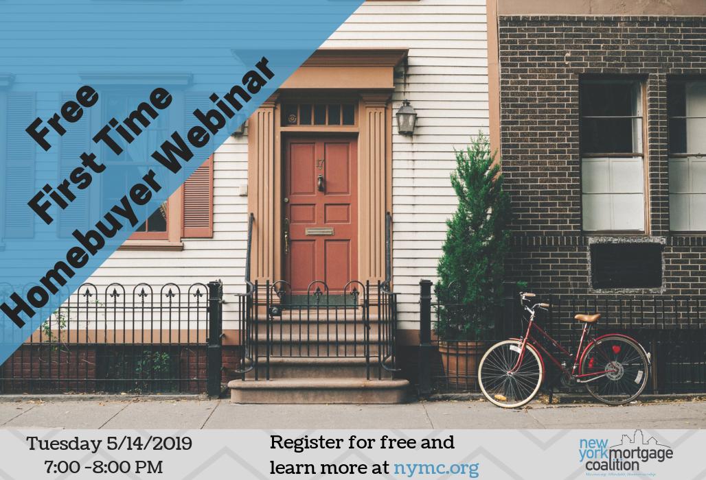 First Time Homebuyer Webinar