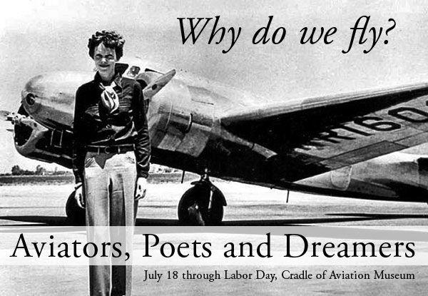 Aviators, Poets and Dreamers