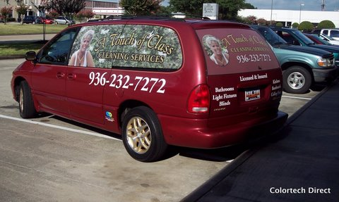 Rear and Side Window Wrap