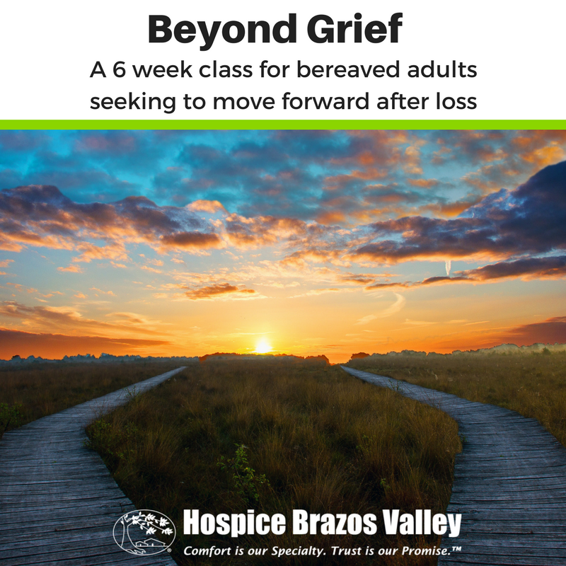 Beyond Grief #1 - Brenham