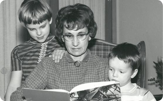 "A Peek Into Our Past: Alberta ""Mom"" Kuklish"