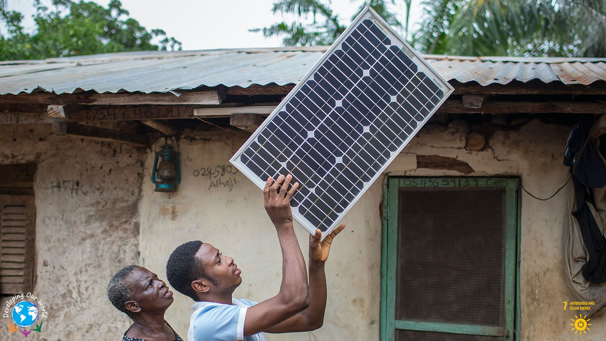 Sustainable Development Goal 7: Affordable and Clean Energy