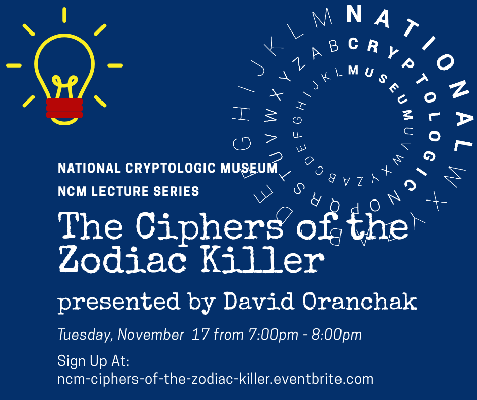 The Ciphers of the Zodiac Killer
