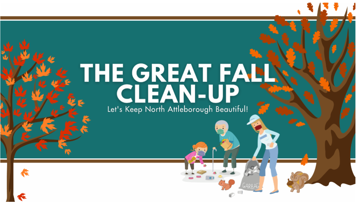 KNAB's Very First Great Fall Cleanup