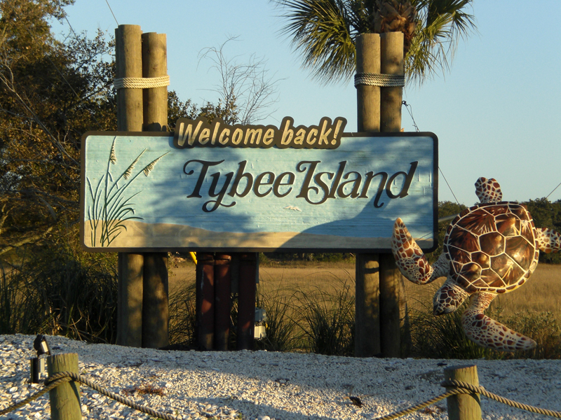 Welcome to Tybee Island
