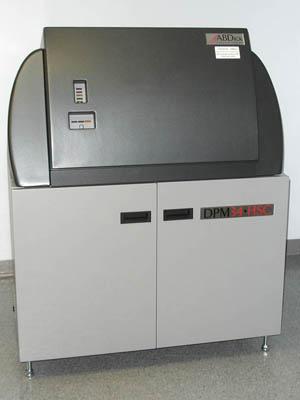 Presstek Digital Platemaker, Model DPM34-HSC