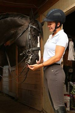 Emily Wagner and WakeUp Awarded $25,000 Anne L. Barlow Ramsay Grant from The Dressage Foundation