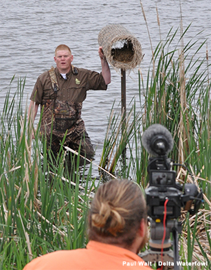 'Delta Conservation Corner' to Debut on The Grind Waterfowl TV