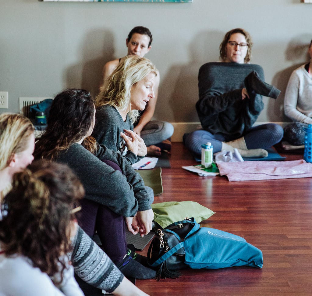 Attend the Ashtanga and Addiction Forum