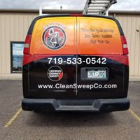 van wrap rear and design