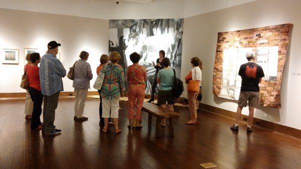 Special Guided Tours - Etta, Claribel and Matisse