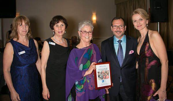 Pat Snyder, Annika Shapiro, Pat Cruso, Mark Miller, Içim Miller