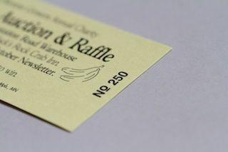 Raffle Tickets & Books