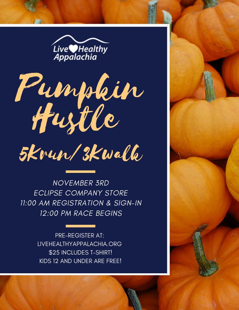 Pumpkin Hustle 2019