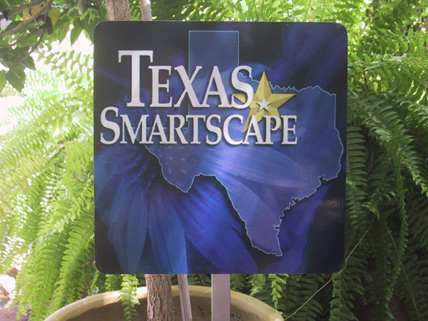 Smartscape Yard Sign