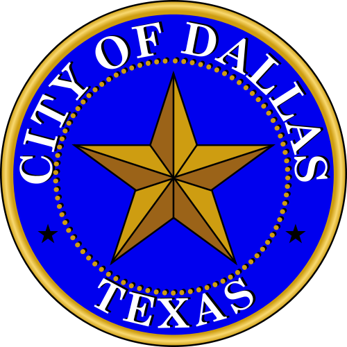 X33065 - Seal of the City of Dallas
