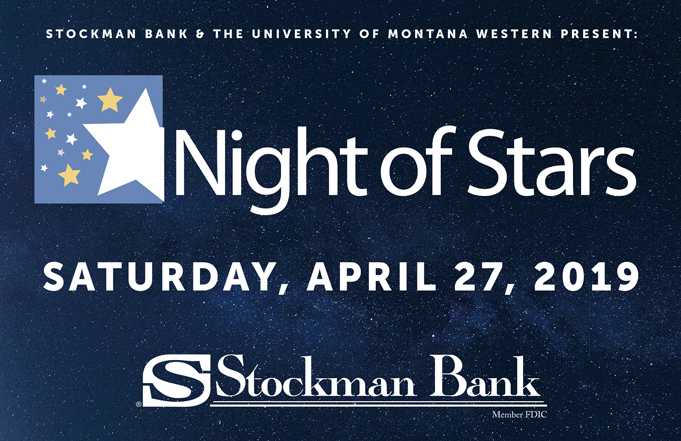 Montana Western and Stockman Bank Host Annual Night of Stars