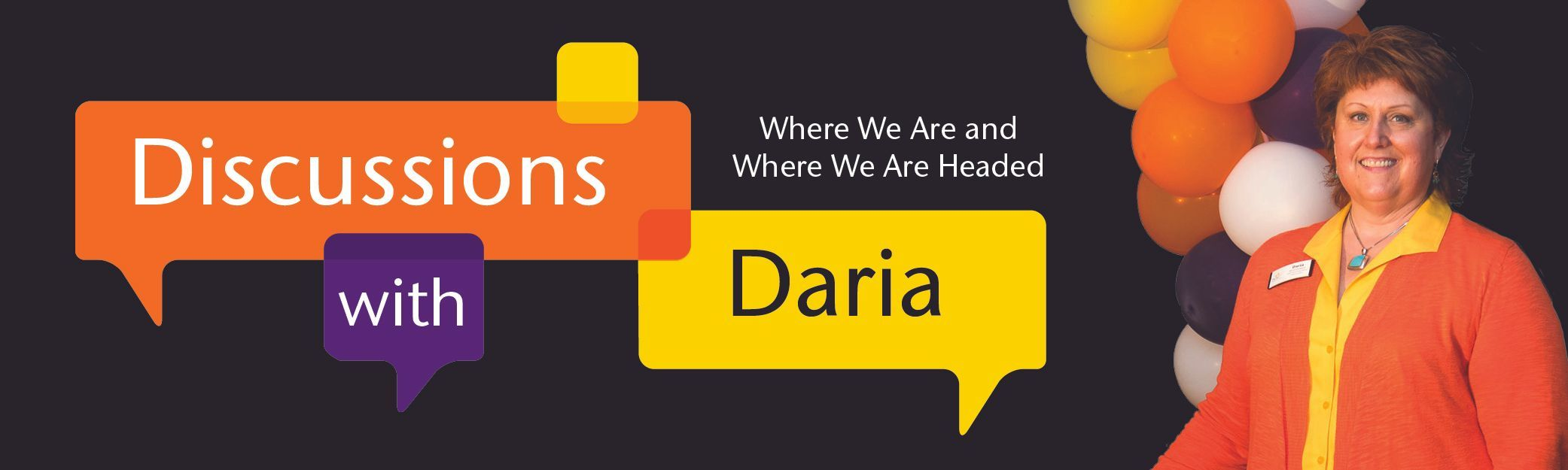 Discussion with Daria–For Adults Receiving Services Only