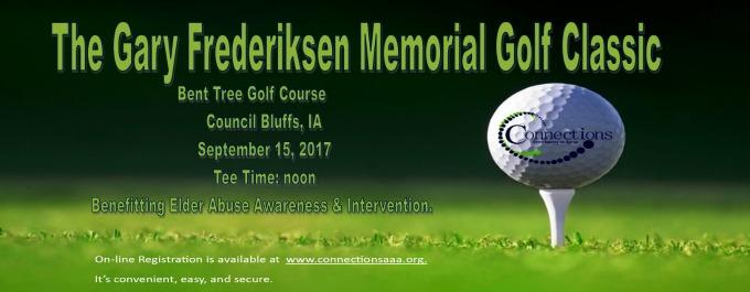 Gary Frederiksen Memorial Golf Classic