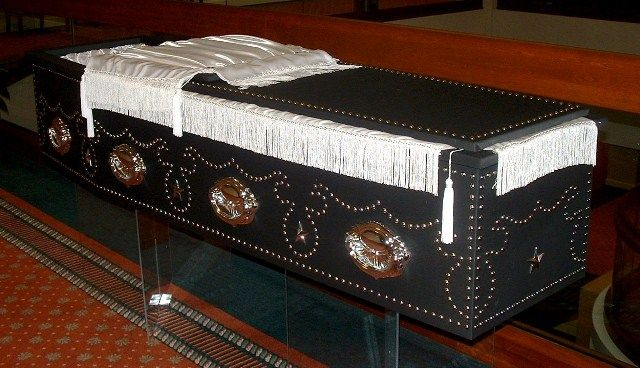 Replica of Lincoln Casket on Display Feb. 11-27 at Cultural Heritage Center
