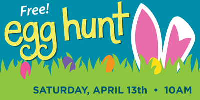 Bridle Trails Park Foundation's 3rd Annual Spring Egg Hunt