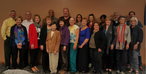 Citizen Advocacy Retreat Group Photo 2016