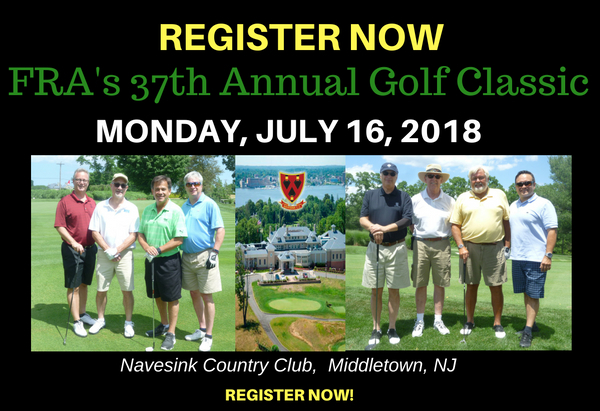 Register Now for FRA's Annual Golf Classic