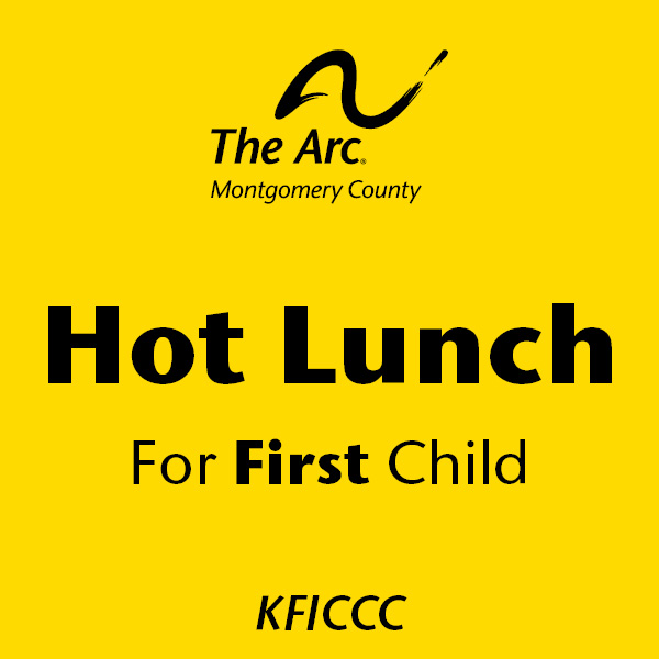 Hot Lunch-First Child