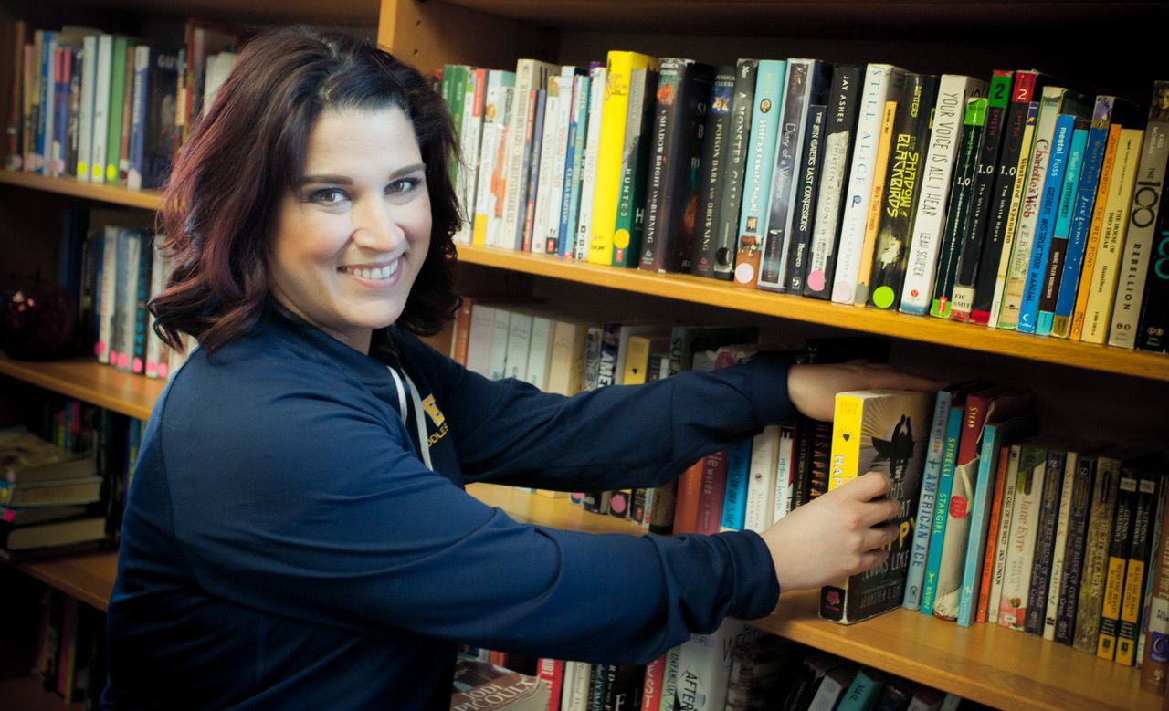 Foundation Grant Highlight: Middle School Classroom Libraries