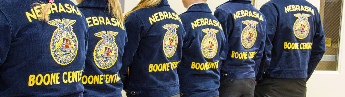 Record Number of FFA Members to Receive FFA Jackets