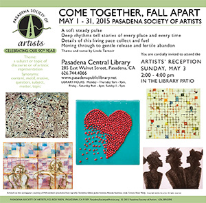 """2015 - Central Library - """"Come Together, Fall Apart"""""""