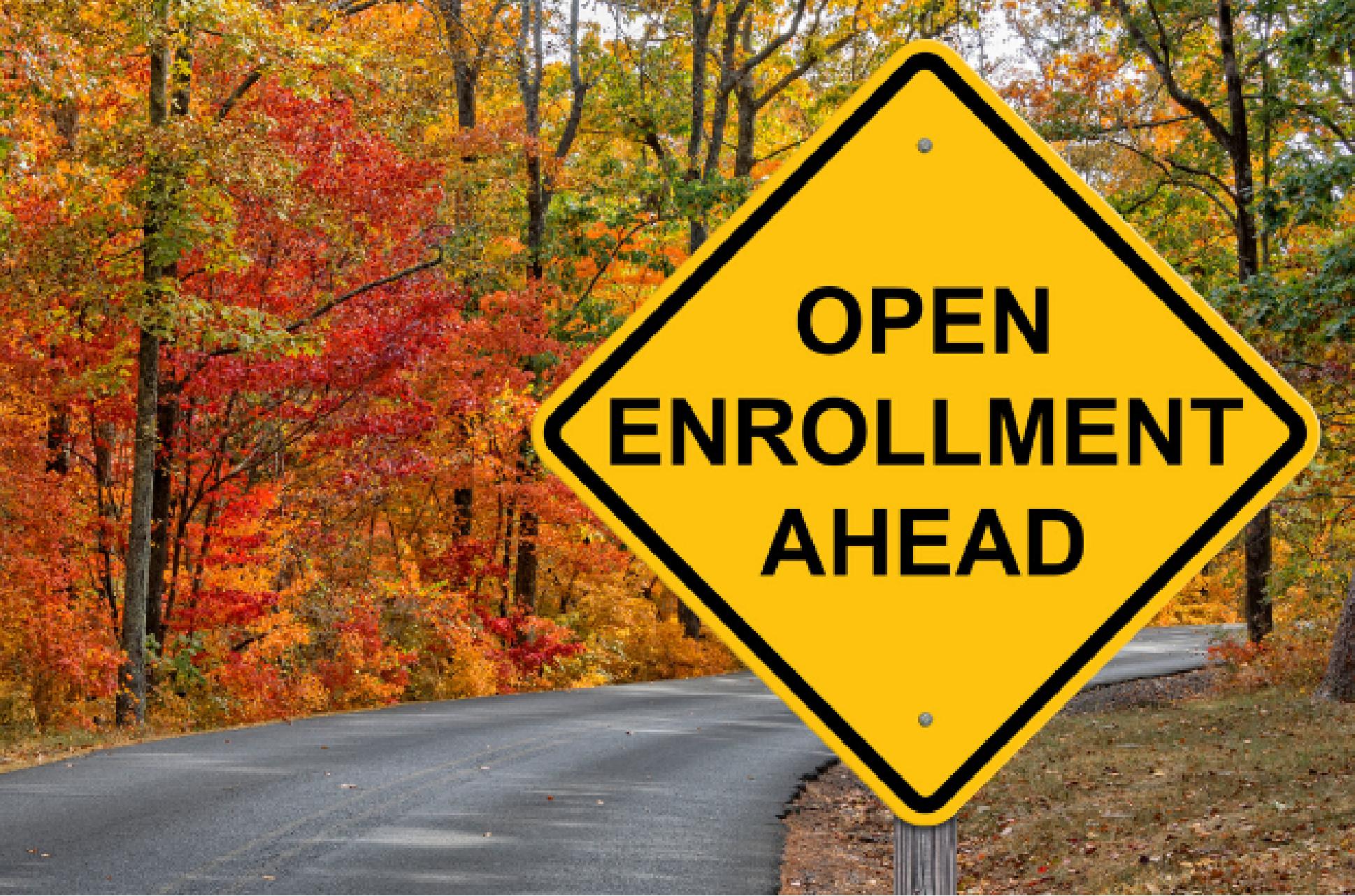 November Begins Open Enrollment