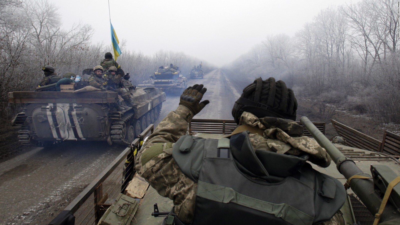 Could U.N. peacekeepers help end the war in Ukraine?