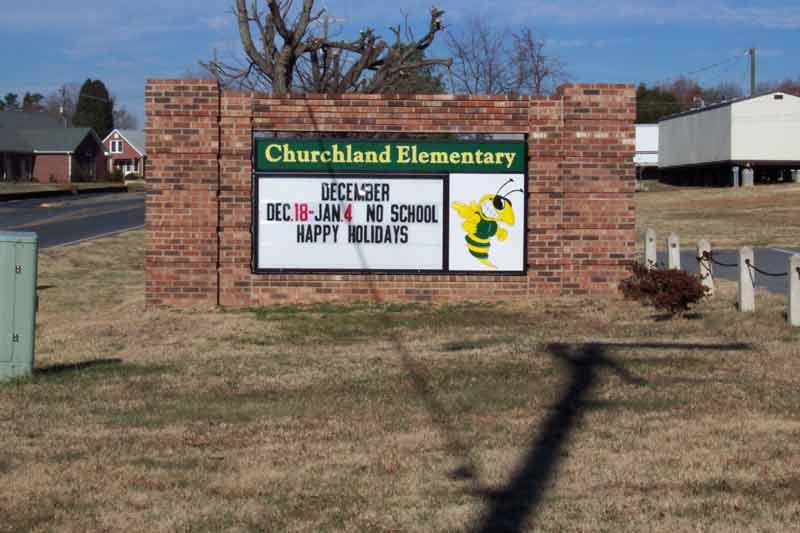 Churchland Elementary