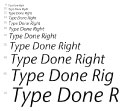 Typesetting