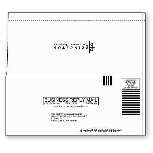#9 Remittance Envelope