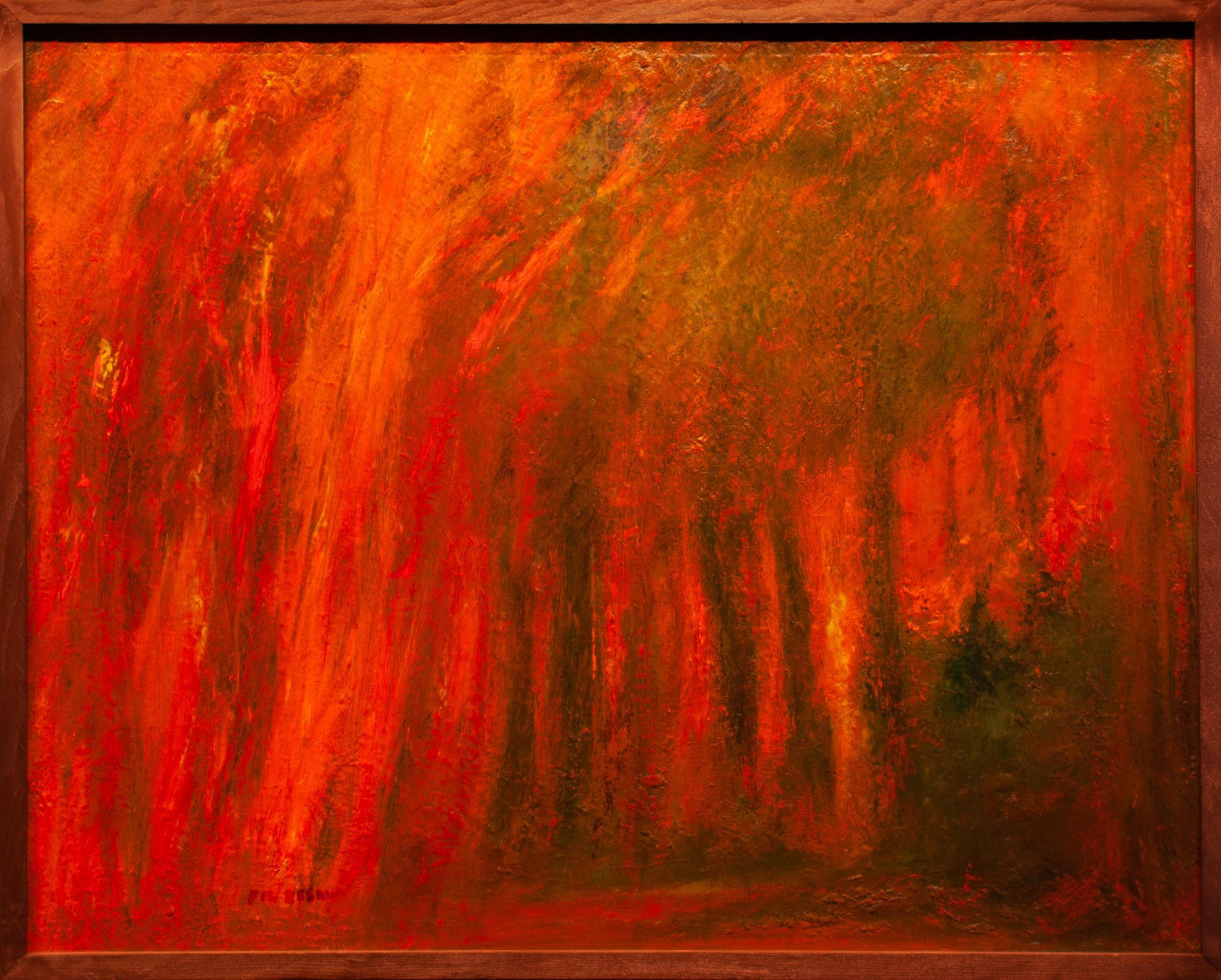 """""""Fire, Fire, Fire"""" - Phyllis Besaw"""