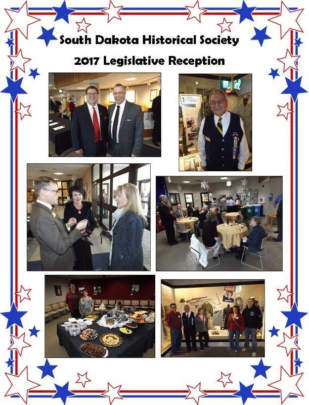 2017 Legislative Reception Photos