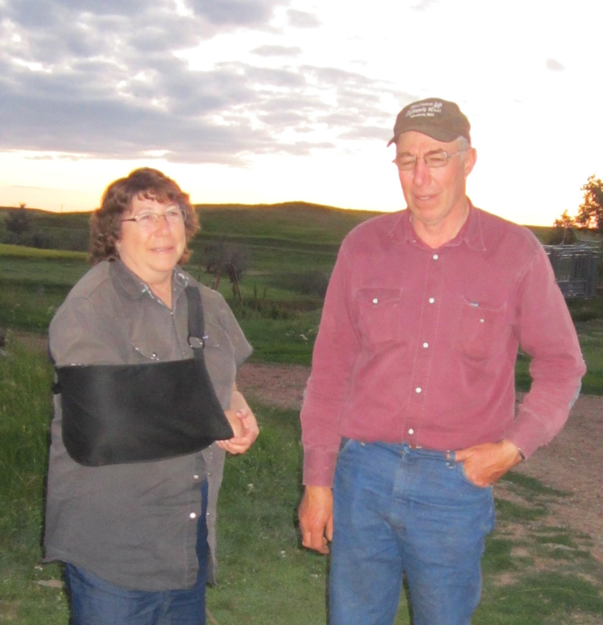 Larry & Darlene Ulrich
