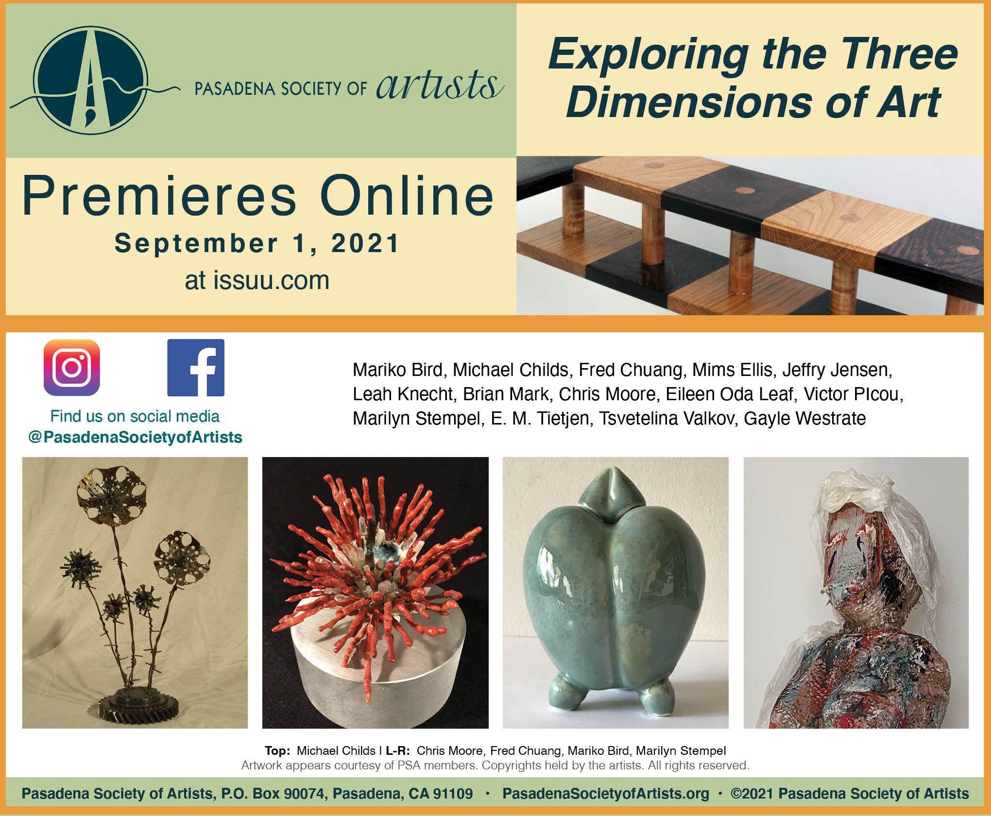 Exploring the Three Dimensions of Art