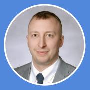 Justin Barker, Information Technology Manager