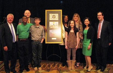 2014 Excellence in Free Enterprise Photo