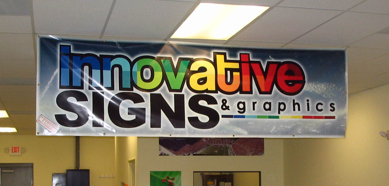 Innovative and Colorful Banners