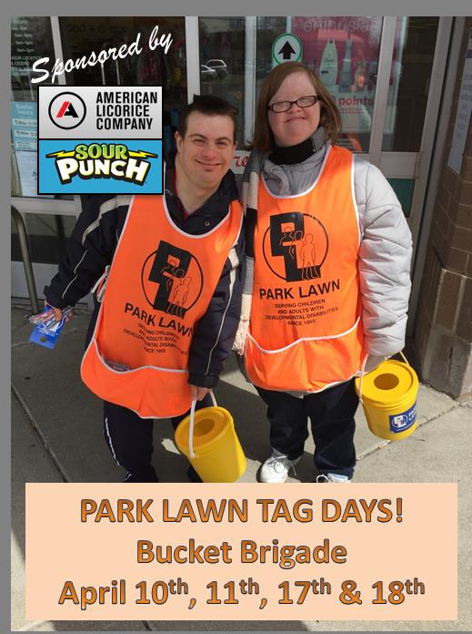 Tag Days Bucket Brigade 2020