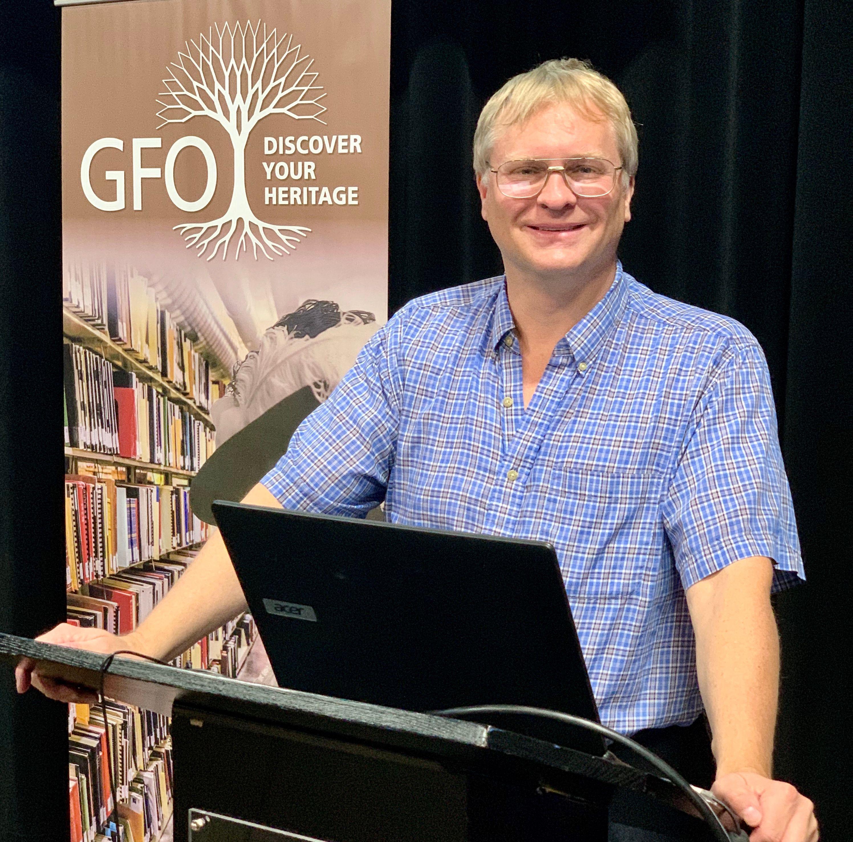 Fritz Juengling, Fall Seminar 2019