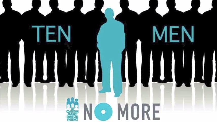 RICADV: Ten Men Campaign