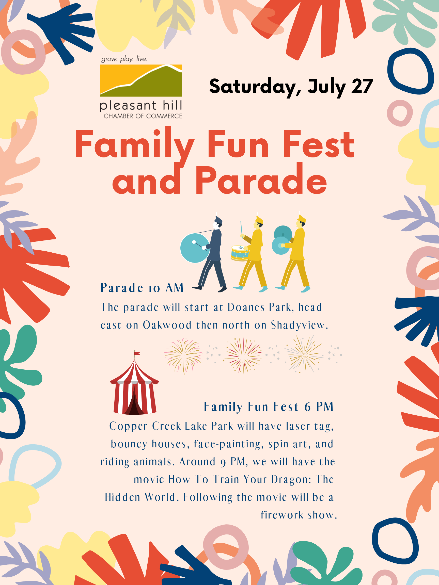 Family Fun Fest and Parade