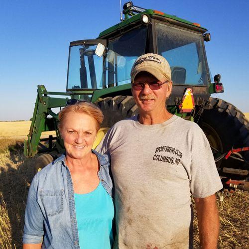 Dwight & Cyndie Fagerbakke