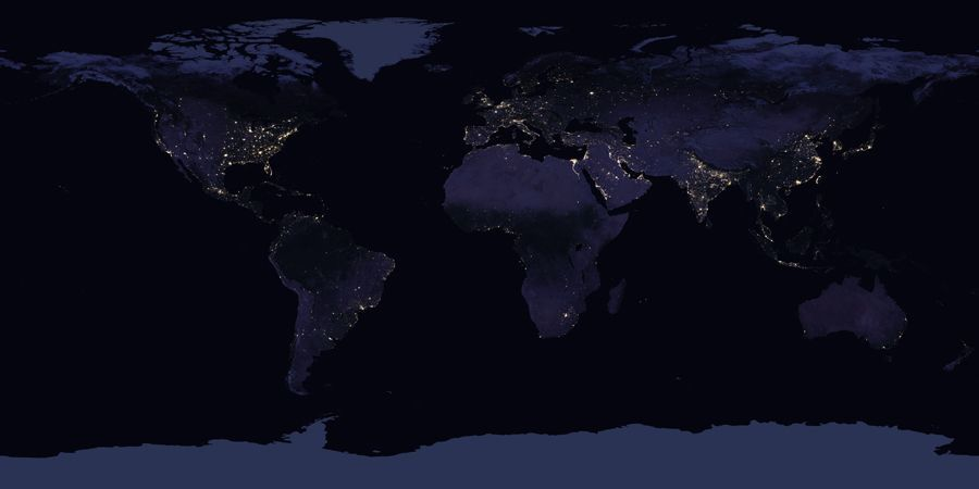 Light Pollution, Satellites, and Variable Stars, Oh My!