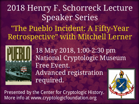 <b>2018 Henry F. Schorreck Lecture Speaker Series</b>
